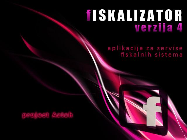 Fiskaliztor by Asteh